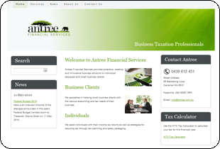 Antree Financial Services