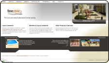 Website Design Limestone Form and Pour